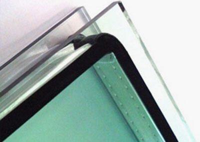 PVC дистанционери при стъклопакетите